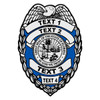 Custom Florida Badge Decal