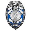 Custom Alabama Badge Decal