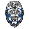 Custom Tennessee Badge Decal