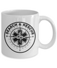 Search & Rescue 11 oz. White Coffee Mug