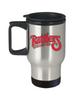 Rattlers Wrestling Club Stainless Steel Travel Mug