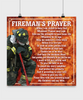 Fireman's Prayer Print