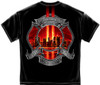 Never Forget 9-11-01 T-Shirt (FF2090)