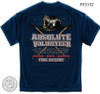 Absolute Volunteer Firefighter T-Shirt (FF2132)
