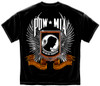 POW - MIA You Are Not Forgotten T-Shirt (GA105)