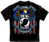 POW - MIA You Are Not Forgotten T-Shirt (MM116)