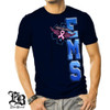EMS Fight For A Cure Cancer Awareness T-Shirt (THF2074)