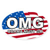 Obama Must Go Oval Decal
