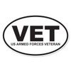 VET (US Armed Forces Veteran) Decal