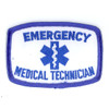 Emergency Medical Technician Patch