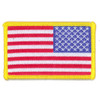 American Flag Reversed Patch