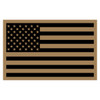 Tan American Flag Decal