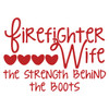 Firefighter Wife The Strength Behind the Boots
