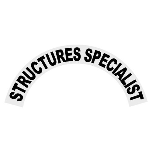 Structures Specialist Helmet Crescent