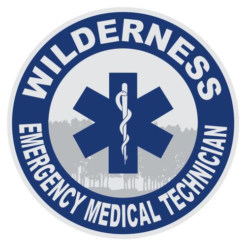 Wilderness Emergency Medical Technician Decal