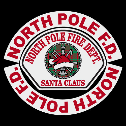 North Pole FD Novelty Decal Combo