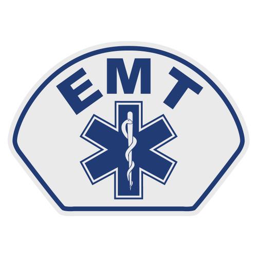 EMT Helmet Front Decal