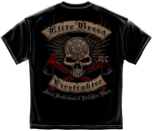 Elite Breed Firefighter Bikers T-Shirt (THD009)