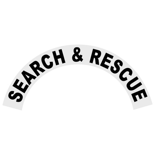 Search & Rescue Helmet Crescent