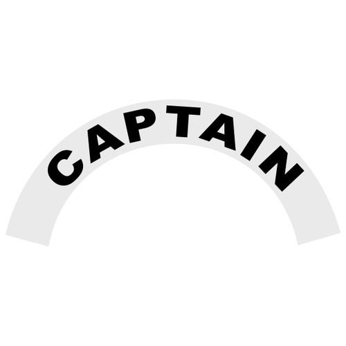 Captain Helmet Crescent