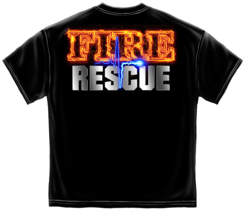 Fire Rescue T-Shirt (FF2061)