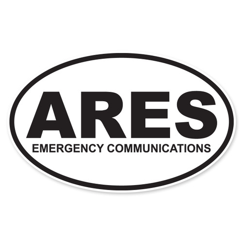 Decals - Call Sign & Ham Radio Decals - The Emergency Mall