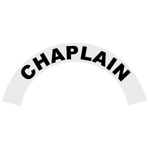 Chaplain Helmet Crescent