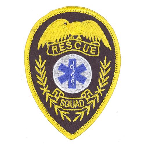 Rescue Squad Patch