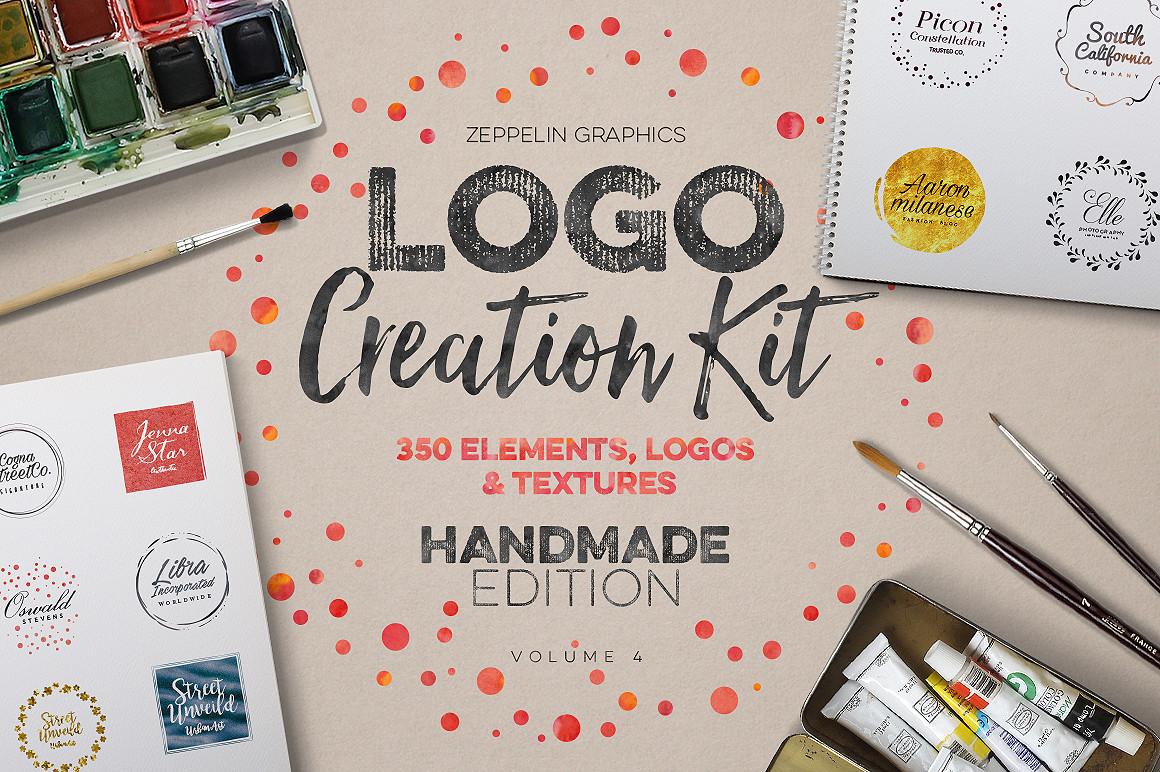 Logo Creation Kit Vol.4