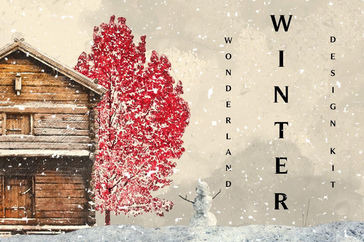 Winter Wonderland Designer Kit