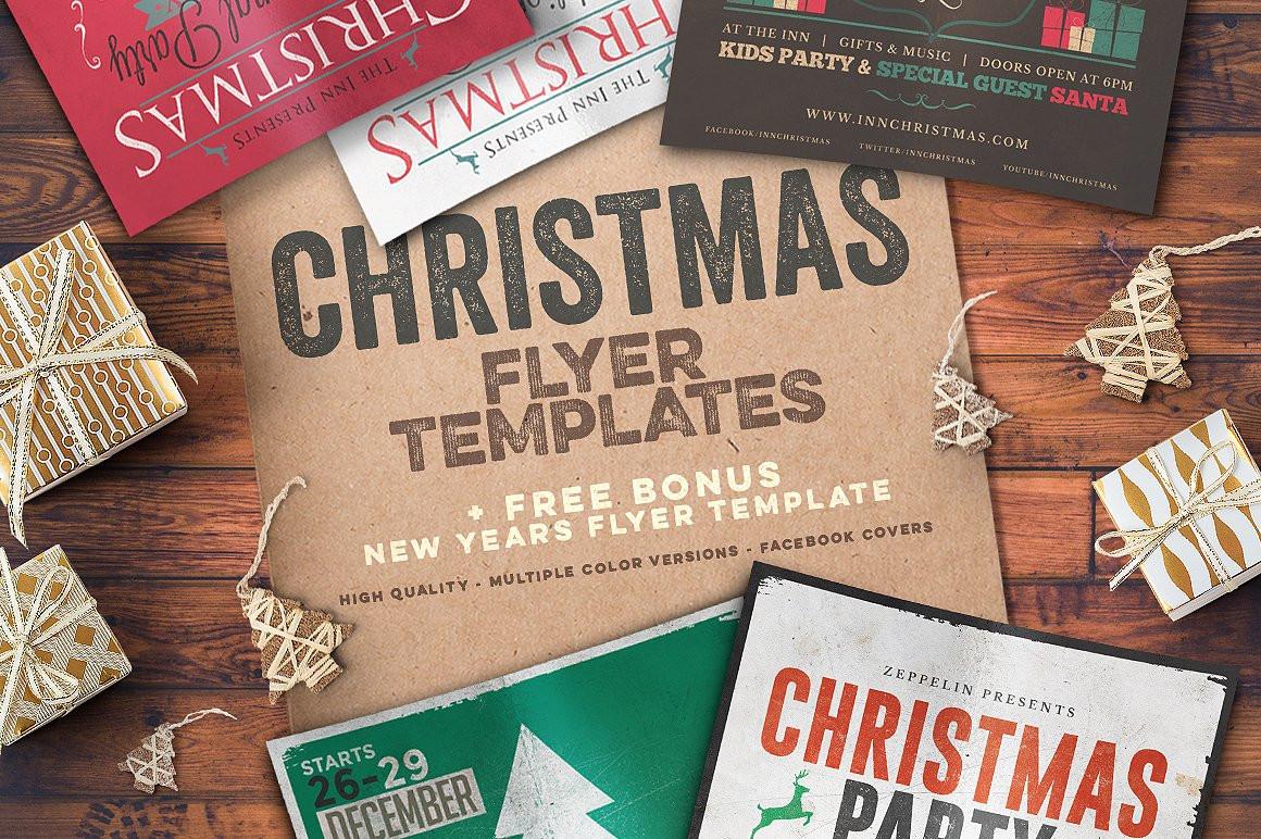 Christmas Flyers Bundle