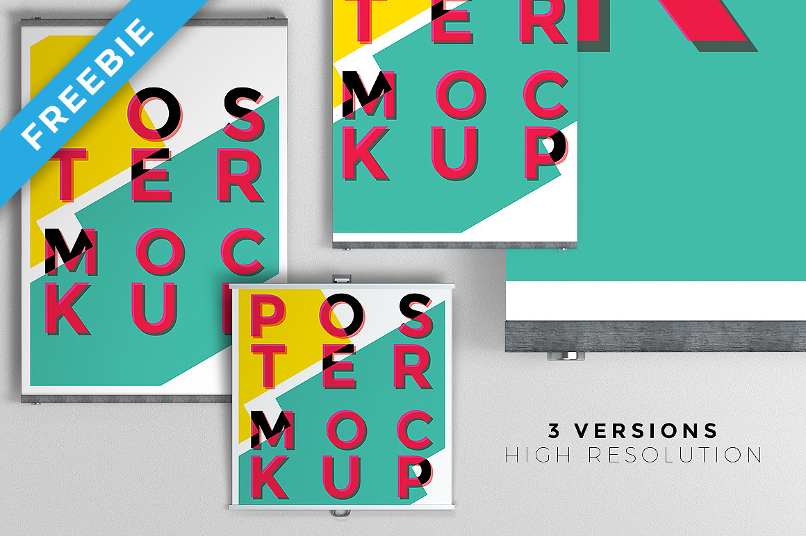 Poster Mock-Ups