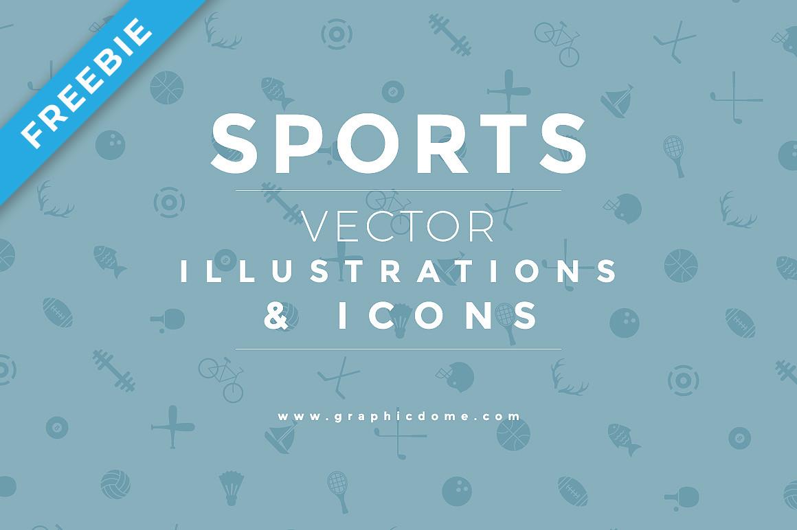 Sports Illustrations & Icons