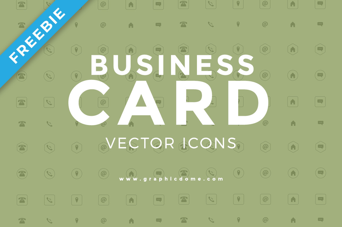 Business Card Icons