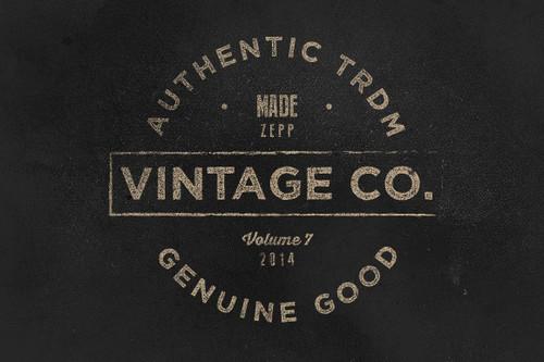 Vintage Labels & Logos Vol.7