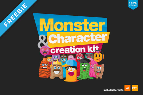 Monster and Character Creation Kit