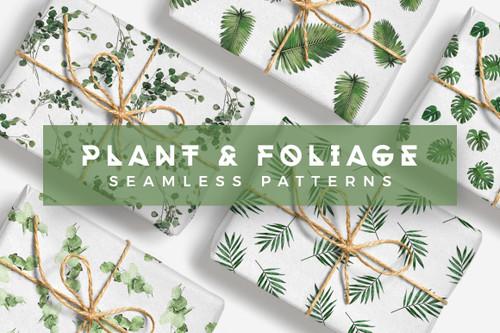 Plants & Foliage Patterns