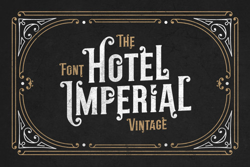 Hotel Imperial Font