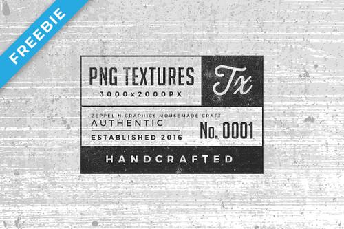 PNG Textures Set