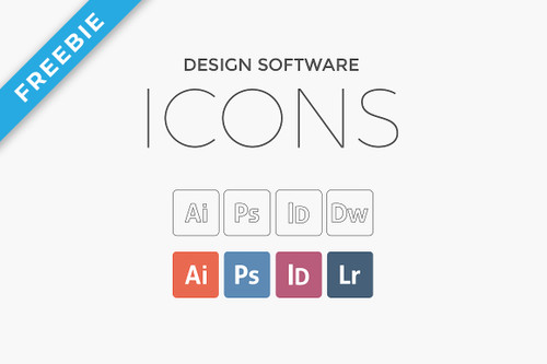 Design Software Icons