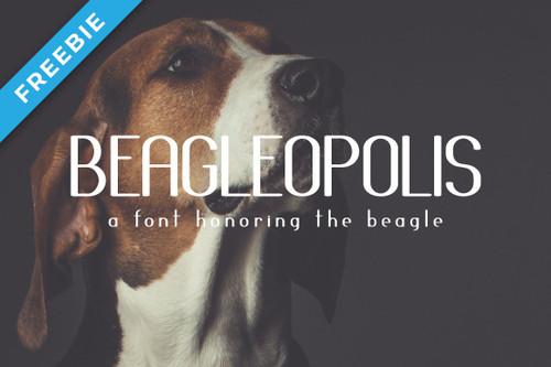 Beagleopolis Free Font