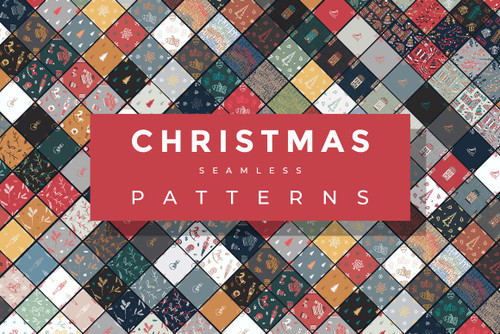 220 Christmas Holiday Patterns