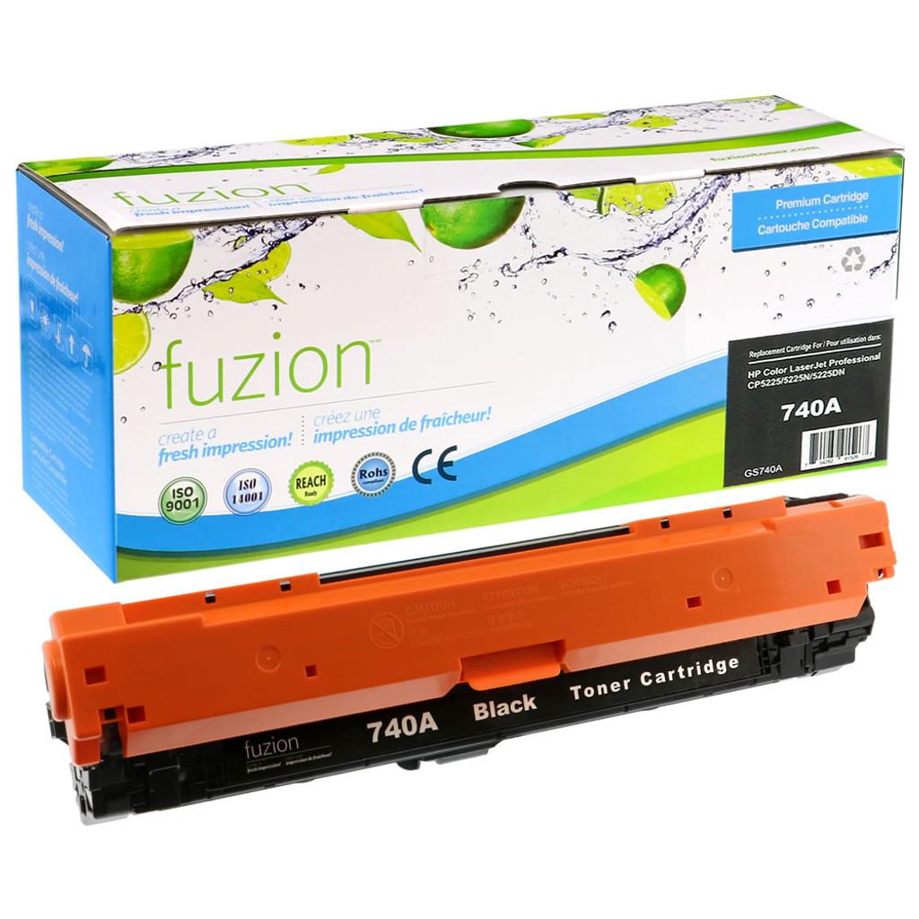 Fuzion-HP-CE740A-Black-Toner