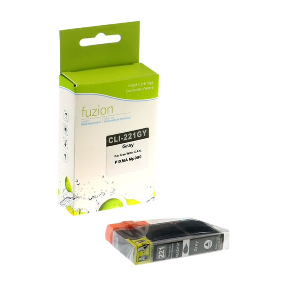 Fuzion Canon CLI-221 Inkjet Cartridge