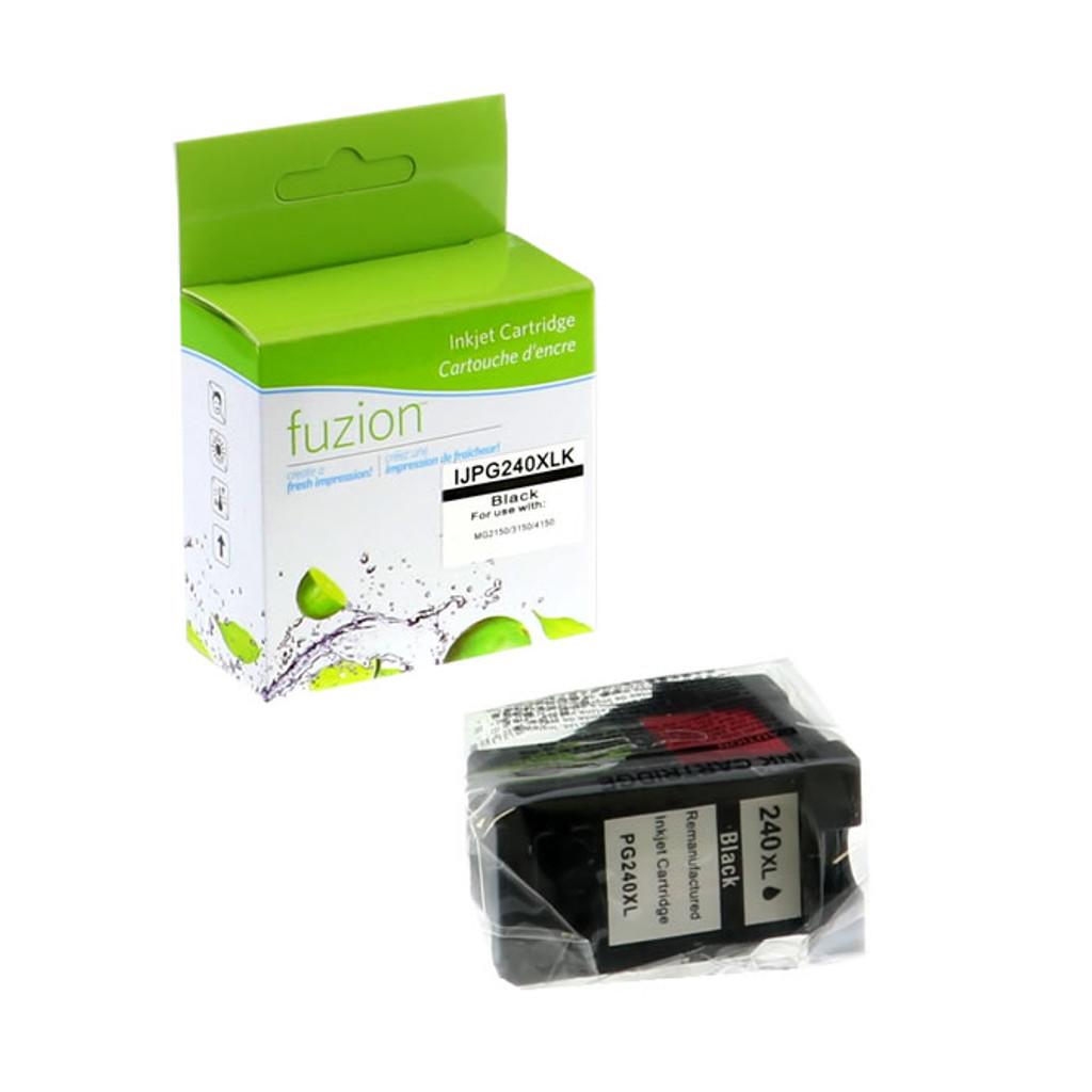 Fuzion Canon PG-240XL Inkjet Cartridge