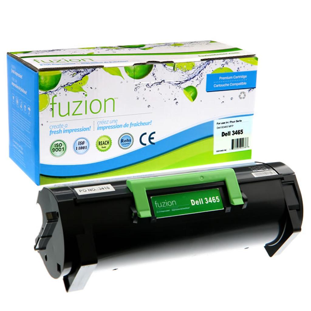 Fuzion Dell 332-0373 Toner Cartridge