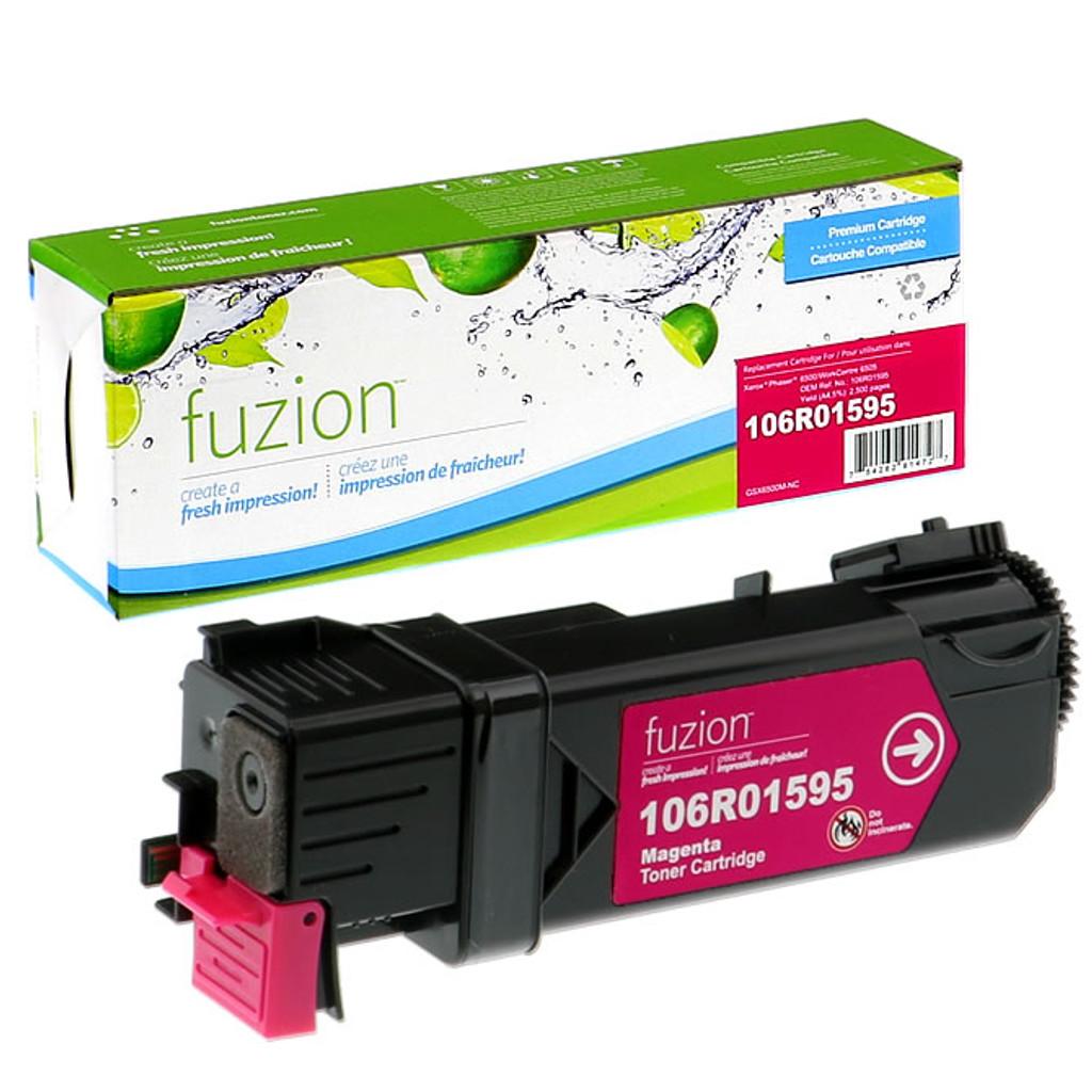 Fuzion Xerox Phaser 6500N Toner Cartridge