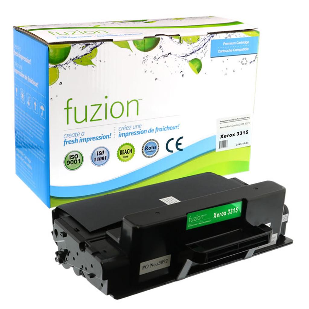 Fuzion Xerox WorkCentre 3315DN Toner Cartridge
