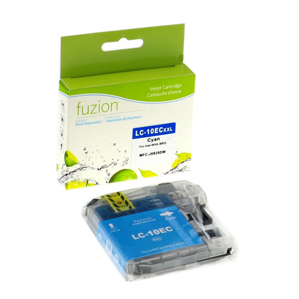 Fuzion Brother LC10EC Inkjet Cartridge