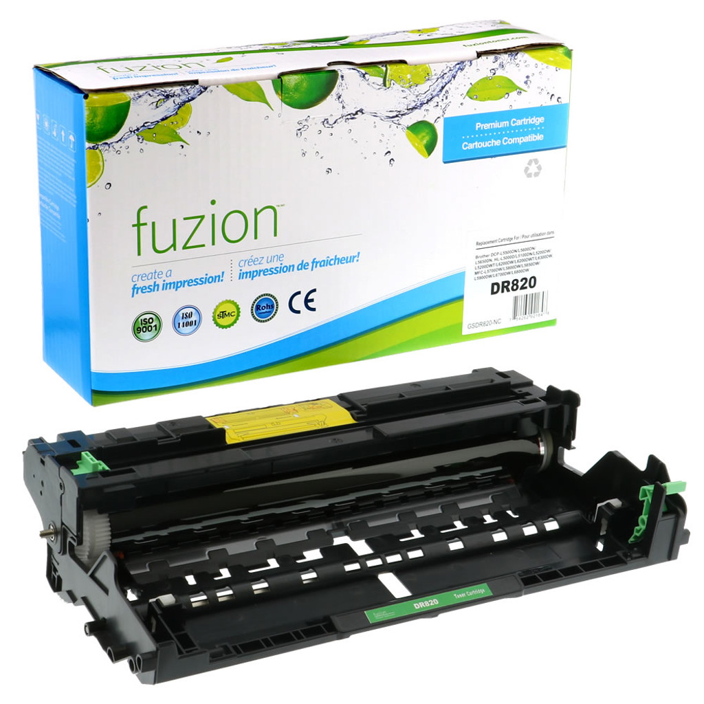 Fuzion-Brother-DR820-Drum-Unit